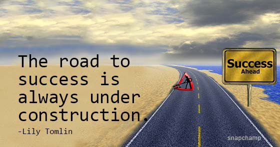 The_road_to_success